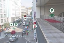 Das Unternehmen telent bietet zum Beispiel IoT-Lösungen für Smart Parking, Smart Lightning und Smart Waste an.