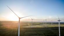 enercity-Windpark Klettwitz wird um zehn neue Windräder erweitert.