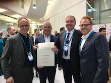 Stadt Karlsruhe ist unter den von ITEOS unterstützten Preisträgern des Wettbewerbs Städte, Gemeinden, Landkreise 4.0 – Future Communities.