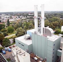 Brauschweig: Am Standort Heizkraftwerk Mitte soll ein neues Gasturbinen-Heizkraftwerk die bestehende GuD-Anlage ergänzen.