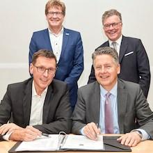Die Energieversorgung Mittelrhein (evm) hat das Stromnetz der rheinland-pfälzischen Kommunen Selters und Maxsain von den Stadtwerke Gießen (SWG) erworben.