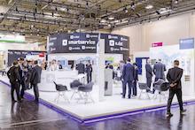 Die Thüga-Plusgesellschaften stellen ihre Lösungen für die digitale Transformation der Energiewirtschaft auf der E-world 2019 vor.