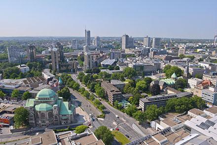 Stadt Essen setzt auf den neuen Standard XBau 2.0.