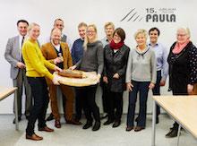 15 Jahre PAULA: Auftragsjubiläum für Thüringer IT-System der Agrar- und Regionalförderung.
