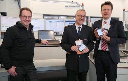 Kreis Ravensburg installiert Warn-App NINA.