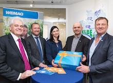 In Stralendorf nimmt das neue Glasfasernetz von WEMACOM den Testbetrieb auf.
