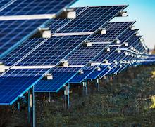 Die Photovoltaikanlagen im LVN-Netz haben 2018 ein Rekordergebnis erzielt.