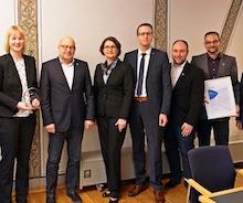 Stadt Wolfenbüttel gewinnt Axians Infoma Innovationspreis 2018.