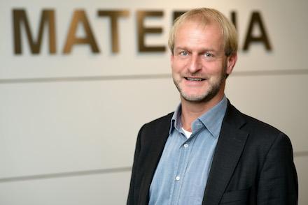 Johannes Rosenboom, Vice President Sales, Business Development und Marketing bei Materna