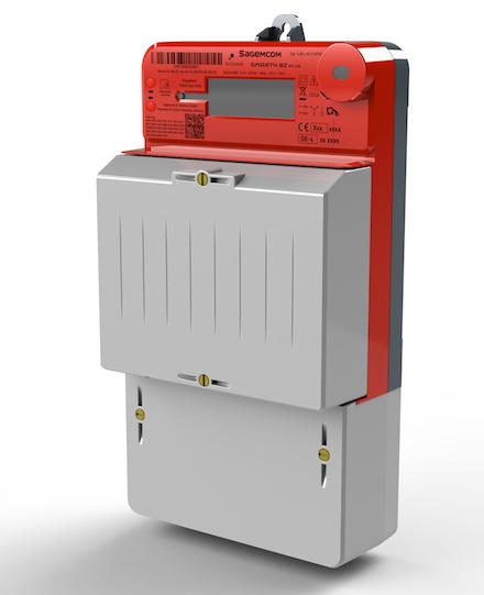 Der neue digitale Stromzähler Siconia SMARTY BZ-PLUS von Sagemcom Dr. Neuhaus wird auf der E-world in Halle 3 am Stand 444 präsentiert.