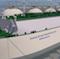 Uniper plant ein schwimmendes Terminal für verflüssigtes Erdgas in Wilhelmshaven.