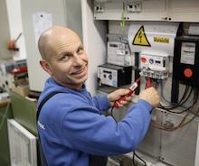 Stadtwerke Bernau: Seit 20 Jahren für das Stromnetz der Hussitenstadt zuständig.