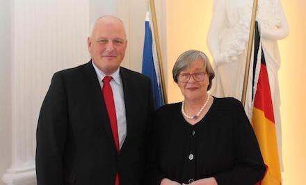Bundesbeauftragter für den Datenschutz und die Informationsfreiheit: Ulrich Kelber übernimmt das Amt von Andrea Voßhoff.