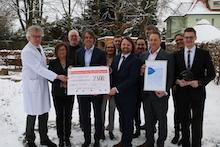 Als Finalist des Axians Infoma Innovationspreises 2018 unterstützt der Kreis Recklinghausen ein Kinderpalliativzentrum.