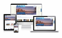 Grimma hat neue Website im Responsive Design.