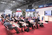Auf der Fachmesse ees Europe können sich die Besucher umfassend über Energiespeichertechniken informieren.