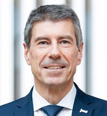 """Meinrad Wagenschwanz Geschäftsbereichsleiter Erneuerbare Energien Deutschland bei juwi: """"Die Bundespolitik sollte sich hinter den Ausbau der Windenergie stellen."""""""