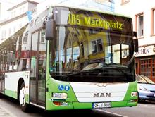 Die Offenbacher Verkehrs-Betriebe stellen auf E-Busse um.