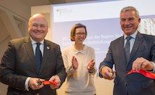 Verbindungsbüro des BSI in Stuttgart eröffnet.