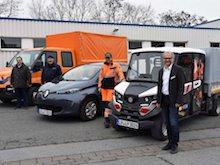 Stadtverwaltung Lippstadt erprobt alternative Antriebstechnologien.