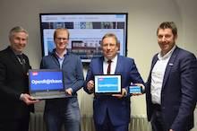Bersenbrück bietet Verwaltungsdienstleistungen künftig auch über OpenR@thaus an.