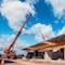 Die innovative Solarkonstruktion auf dem Werksgelände der Stadtwerke Heidelberg ist gleichzeitig Erzeugungsanlage und Carport-Dach.