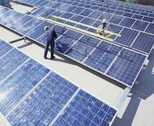 Neue Photovoltaikanlagen könnten ab 2020 keine Förderung mehr erhalten.
