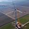 Enercon hat einen Prototypen der neuen EP3-Serie im Windenergie-Testfeld Wieringermeer in den Niederlanden errichtet.
