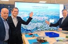 In Ingolstadt wird ein LoRaWAN für das Internet der Dinge aufgebaut.