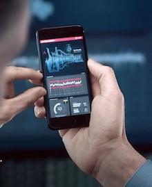 MAN CEON: Echtzeitüberwachung von Kraftwerksmotoren via Smartphone.