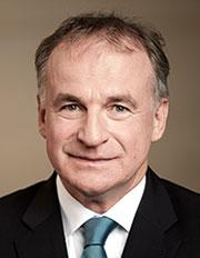 Ministerialdirektor Stefan Krebs, CIO/CDO des Landes Baden-Württemberg