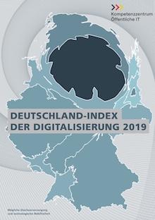 ÖFIT hat Stand und Entwicklung der Digitalisierung in Deutschland auf regionaler Ebene untersucht.