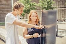Studierende der Hochschule Aalen untersuchen im Forschungsprojekt SMASA die Entwicklung und Umsetzung intelligenter Netze.