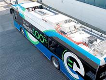 In Deutschland sind bislang nur wenige E-Busse unterwegs.