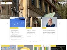 In neuem Design präsentiert sich die Stadt Frechen im Internet.