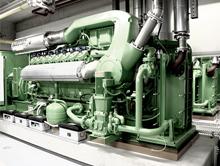 KWK-Anlage: Mit Biomethan ist die Erfüllung des EEWärmeG möglich.