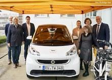 Die Technischen Werke Schussental (TWS) arbeiten an neuen Verkehrskonzepten.
