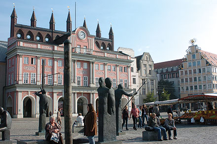 Rostock setzt auf SIX-Lösung.