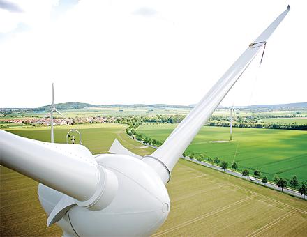 Kommunen sollen per Abgabe an der Wertschöpfung von Windparks beteiligt werden.