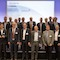 Alle Teilnehmer des Axians Infoma Partnergroup Strategie- und Managementmeetings.