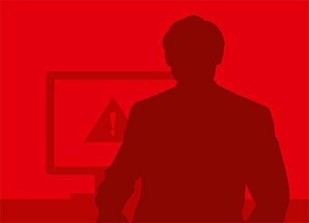 Insider-Attacken sind eine Gefahr für die IT.