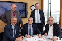 Hessische Zentrale für Datenverarbeitung (HZD) und ekom21 unterzeichnen Überlassungsvertrag für die Software civento.