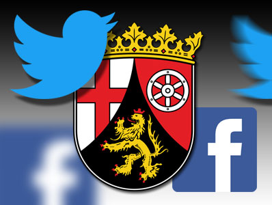 Landesregierung Rheinland-Pfalz will bei der Kommunikation künftig stärker auf soziale Medien setzen.