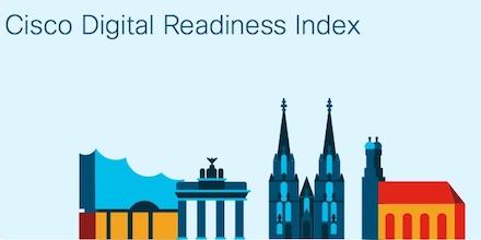 Cisco Digital Readiness Index zeigt Unterschiede im digitalen Reifegrad zwischen den Bundesländern.
