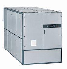Viessmann Blockheizkraftwerke wie das Vitobloc 200 EM-260 mit 260 Kilowatt elektrischer Leistung werden zukünftig mit Komponenten der 2G Energy AG ausgestattet.