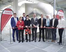 Mit der TREA 2 wurde jetzt Gießens modernstes Kraftwerk offiziell eingeweiht.