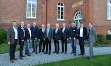 Kreis Leer: Impulsgeber, Berater und Ideenentwickler – erste Sitzung der zwölf Experten des Digitalrats.