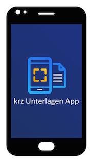 Soll Papier- und Scan-Aufwand von Verwaltungen minimieren: Die neue Unterlagen-App des krz.