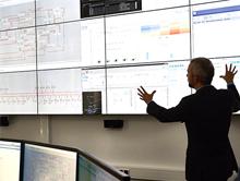 Im Rahmen des Projekts DynaGridCenter möchte Siemens den Weg zur Netzleitwarte der Zukunft einschlagen.