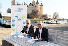 Zusammenarbeit zu OpenR@thaus und OpenKreishaus mit Partnervertrag besiegelt.